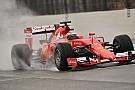 Ilyen a Paul Ricard-i versenypályán repeszteni egy F1-es géppel: Ferrari