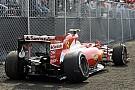 Egy kép, ami tökéletesen jellemzi Raikkönen idei szezonját a Ferrarinál: KO