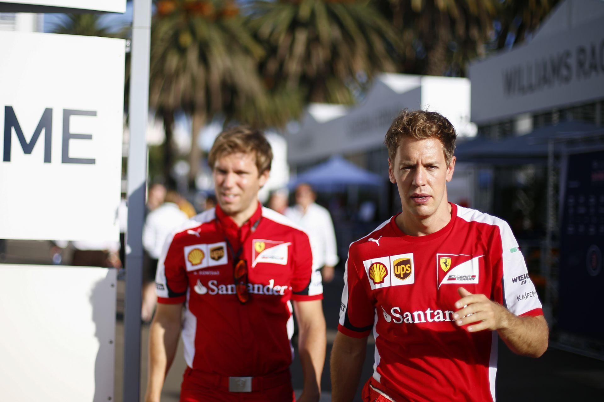 Stop-and-Go: Vettel volt a Mexikói Nagydíj legnagyobb csalódása! Raikkönent megátkozták?