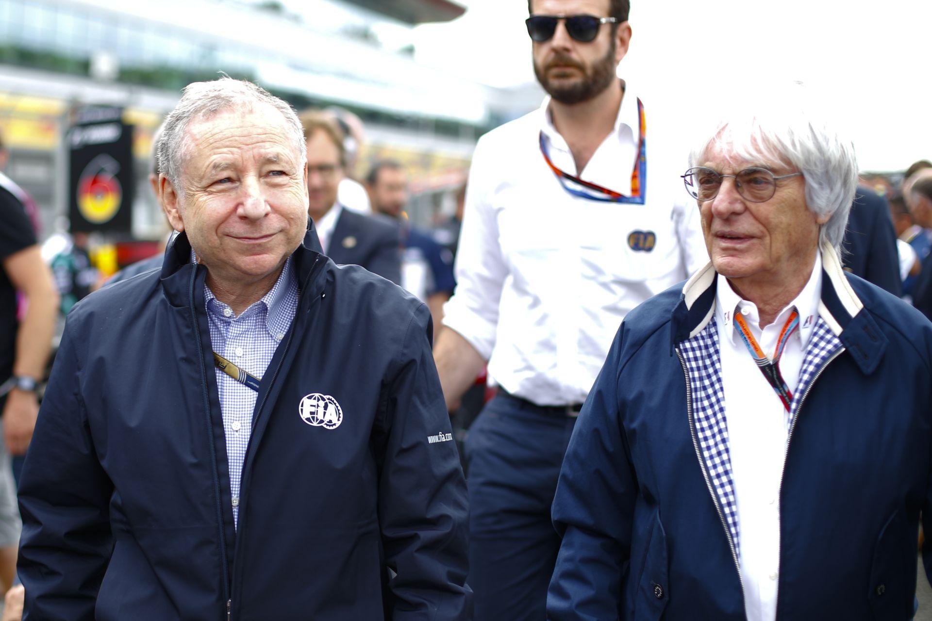 """Rosberg átérzi """"Párizs súlyát"""", de Todt nem: kereszttűzben az FIA elnöke, aki szépíteni sem tudott"""
