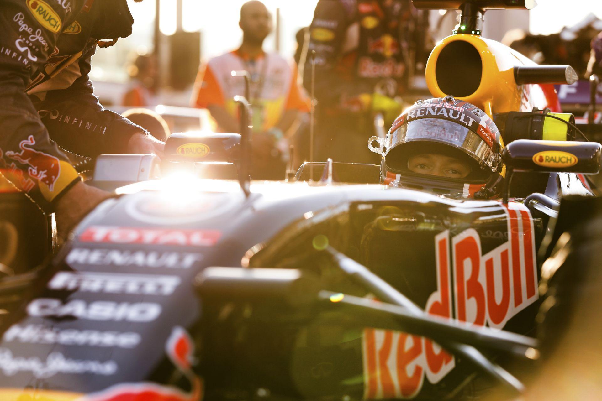 A Red Bull örül neki, hogy vége 2015-nek: A reményt 2017 jelentheti!