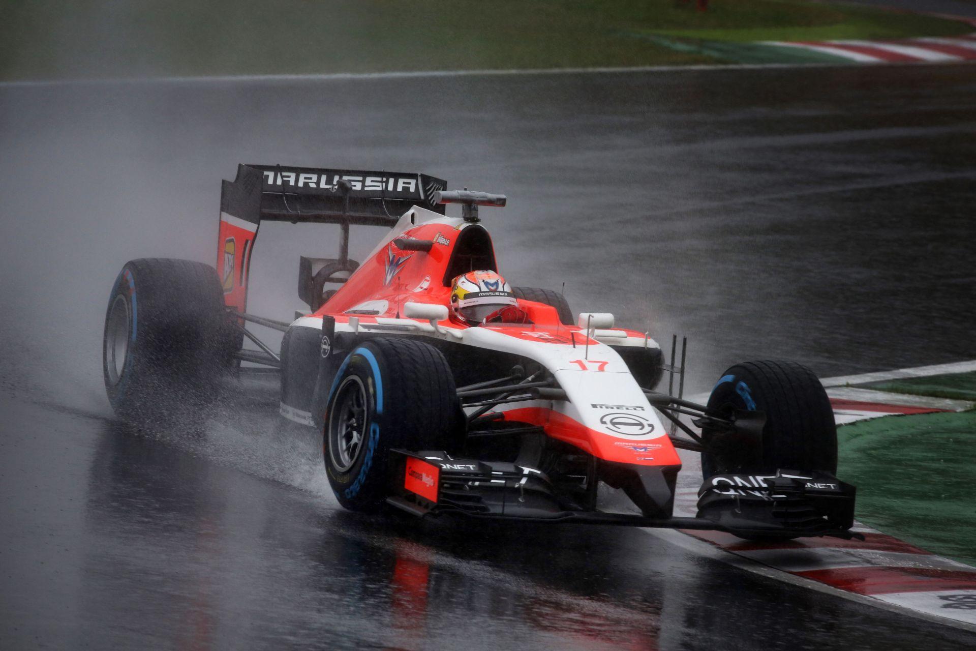 Egy rettentően szomorú nap a Forma-1-ben: Bianchi ezen a napon szenvedett súlyos balesetet Suzukában