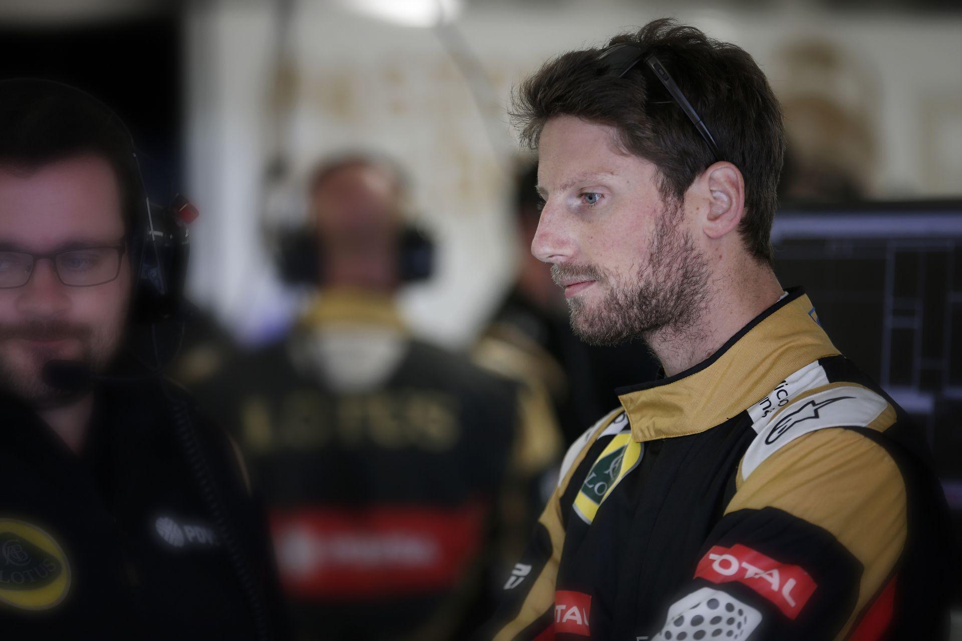 Grosjean: Csoda, hogy egy ilyen baleset után szinte sértetlenül szálltam ki, köszönöm a biztonságos Forma-1-nek!