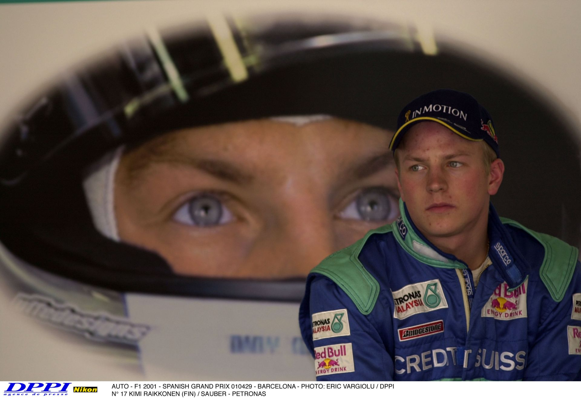 Ma 36 éves Kimi Raikkönen, 2007 Forma-1 bajnoka