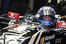 Jolyon Palmer lesz Pastor Maldonado csapattársa a Lotus F1 Teamnél 2016-ban!