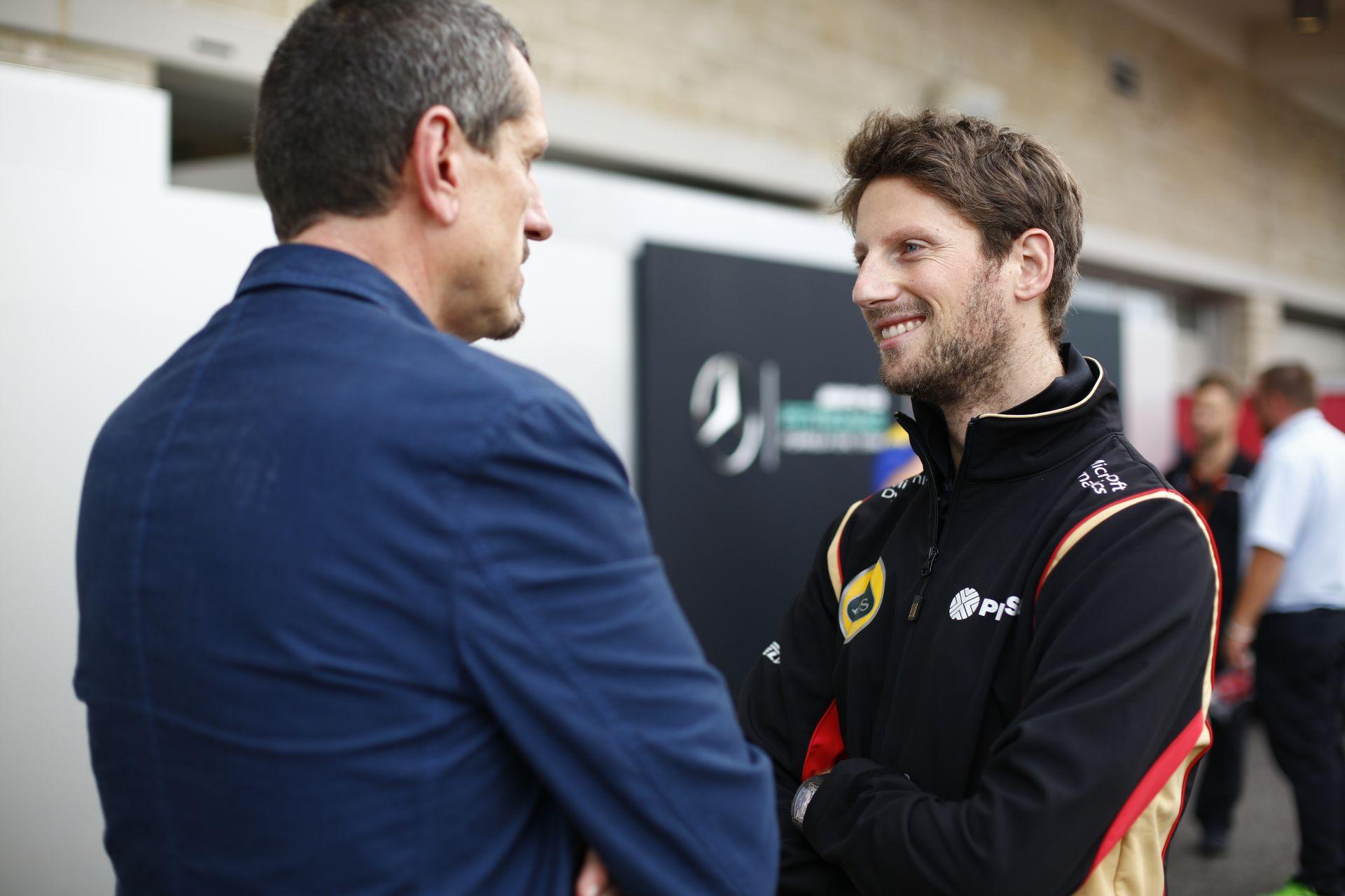 A Haas már 2016-ban pontszerzésre készül a Forma-1-ben!