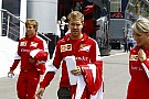Vettel tényleg nem érzett semmit, amikor életében először ült Forma-1-es autóban!
