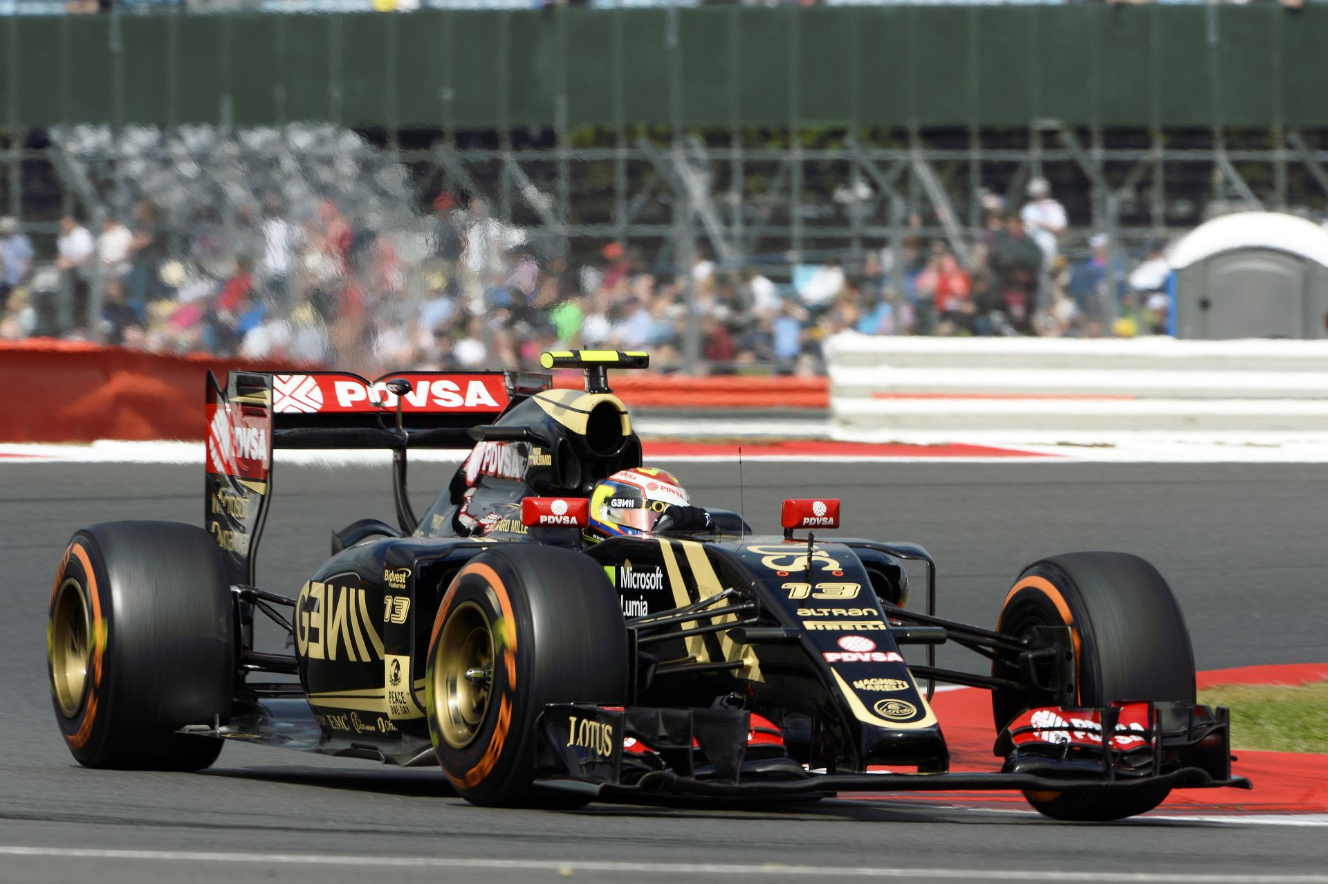 """Lotus-Renault: Már csak a pont hiányzik az """"i""""-re, azaz Maldonado szponzorának pénze..."""