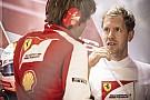 """Vettel: """"Jó lenne, ha vasárnap Hamilton nem állna dobogóra"""""""