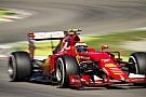 Räikkönen rémálma a kuplung miatt vált valóra Monzában!