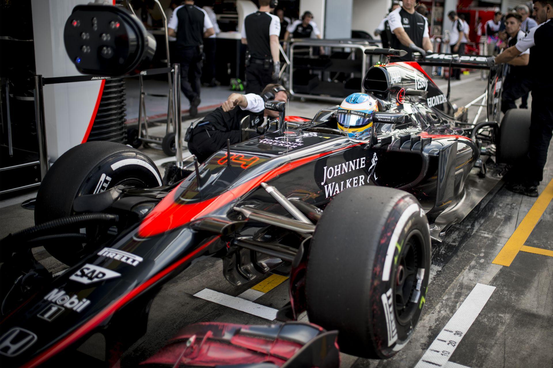 """Briatore: """"A McLaren-Honda megfizeti Alonso türelmét"""""""