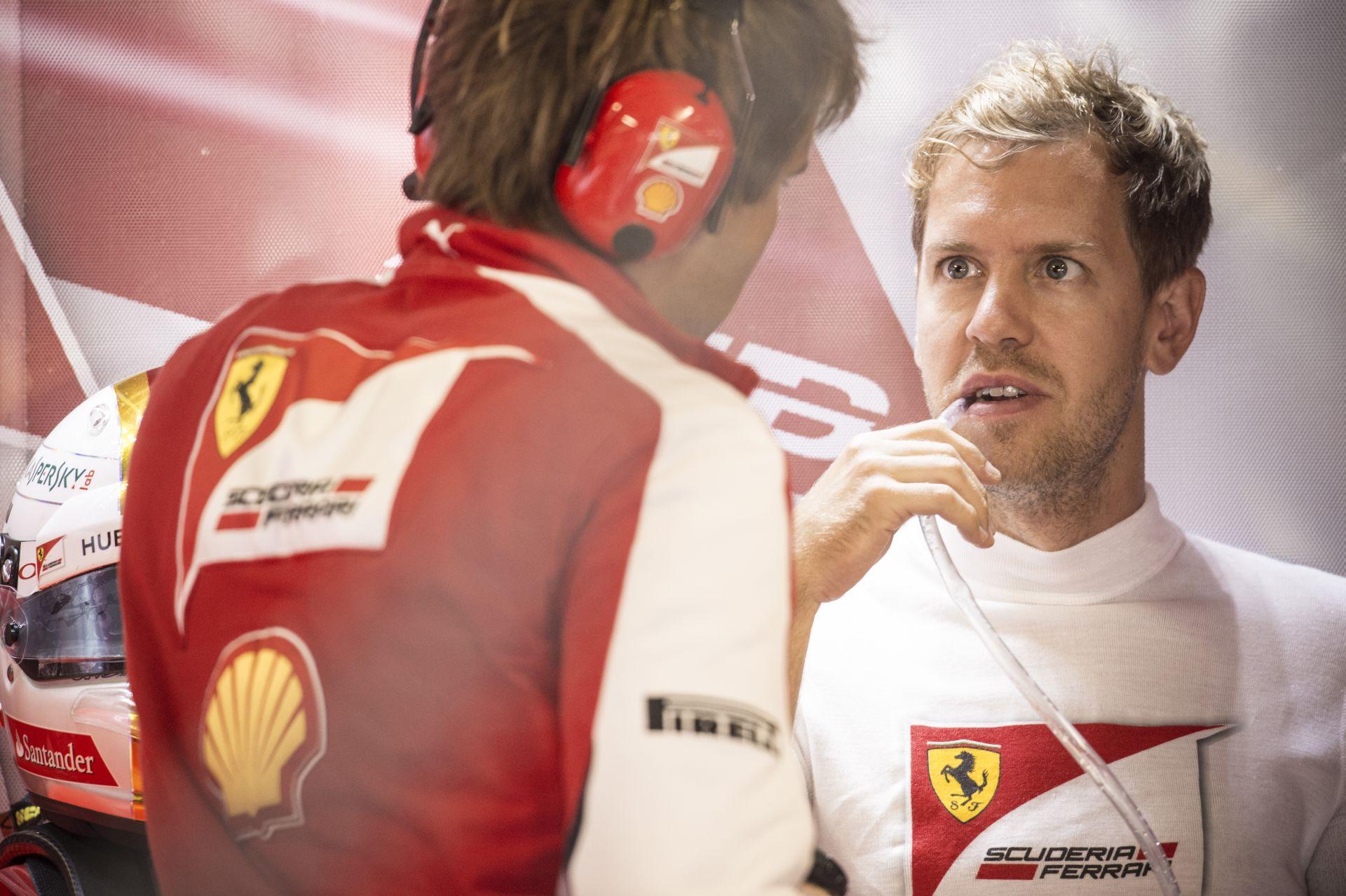 """A Ferrari sikere oroszlánrészben Vettelnek (is) köszönhető - a német tud """"valamit""""!"""