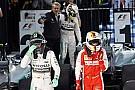 Vettel a kollégákkal sem osztja meg a családi dolgokat, Rosberg a héten elárulja a kislány nevét