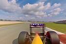 Nézz körbe a Red Bull RB8 fedélzetén! 360 fokos kamera Sebastien Buemivel