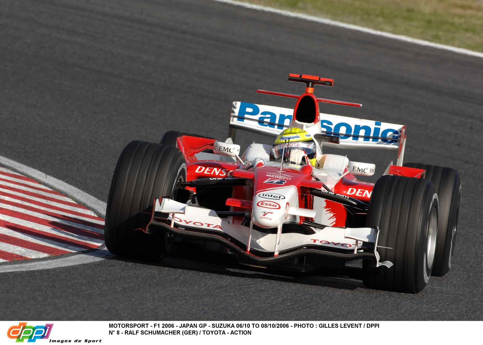 Csapatás Ralf Schumacherrel és a Toyotával Suzukában: volt hangja…