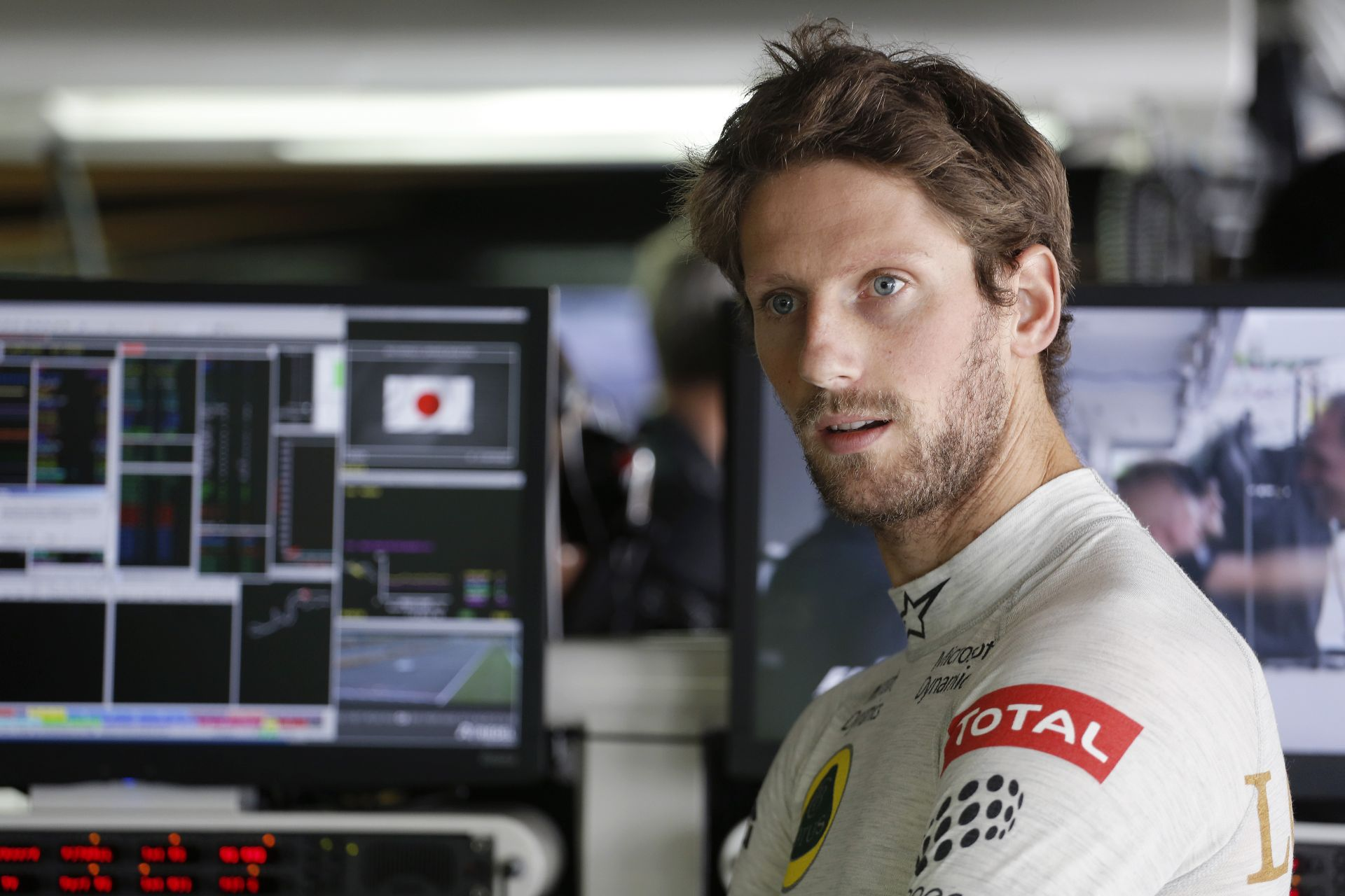 Grosjean hiányozni fog a Lotusnak!