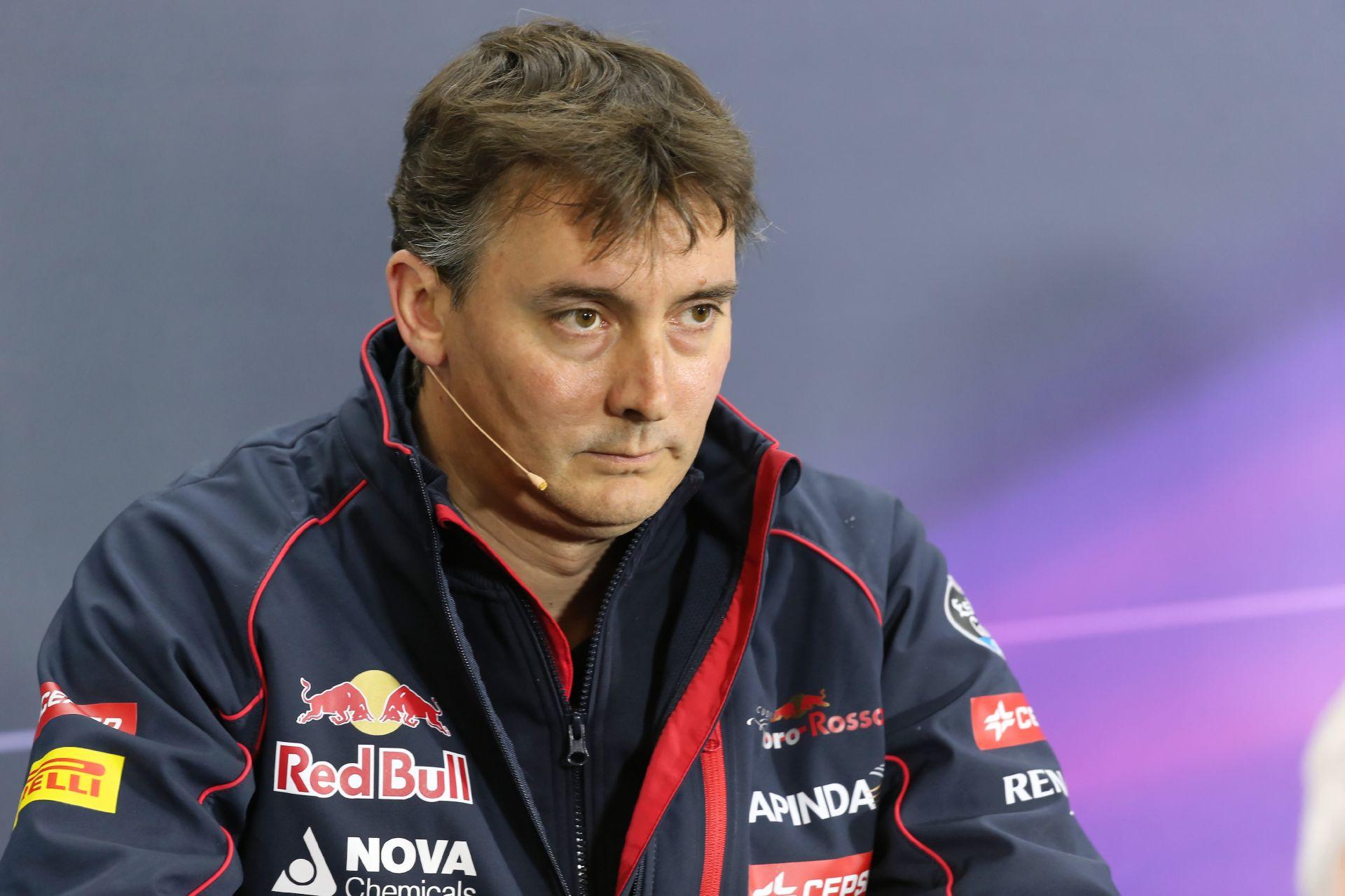 Toro Rosso: El a kezekkel a legjobb emberünktől! A Red Bullnak sem adjuk oda!