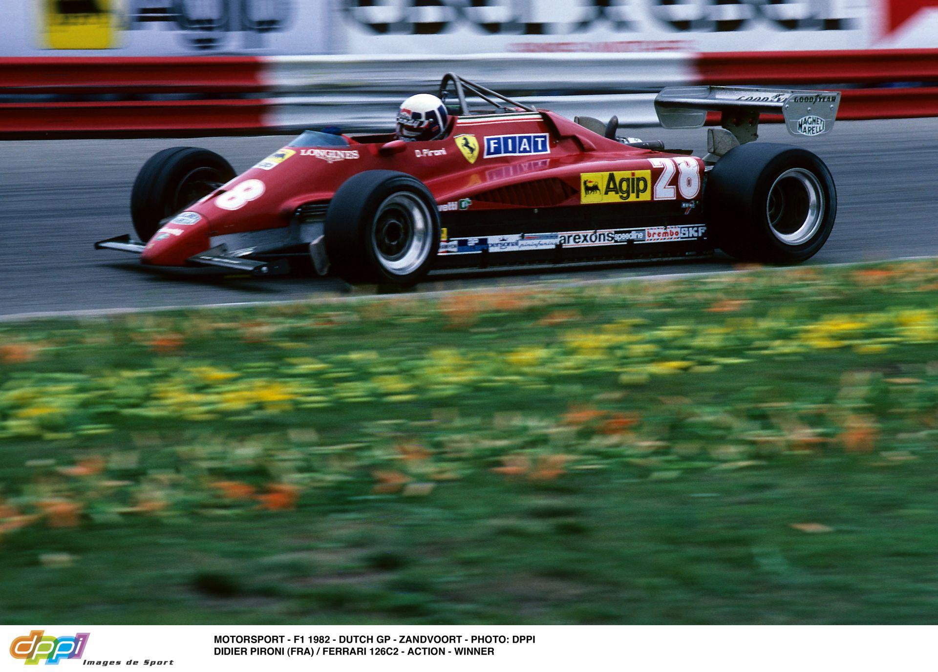 Ezen a napon a Forma-1-ben: Súlyos baleset a Ferrarinál, majdnem amputálni kellett a versenyző lábait
