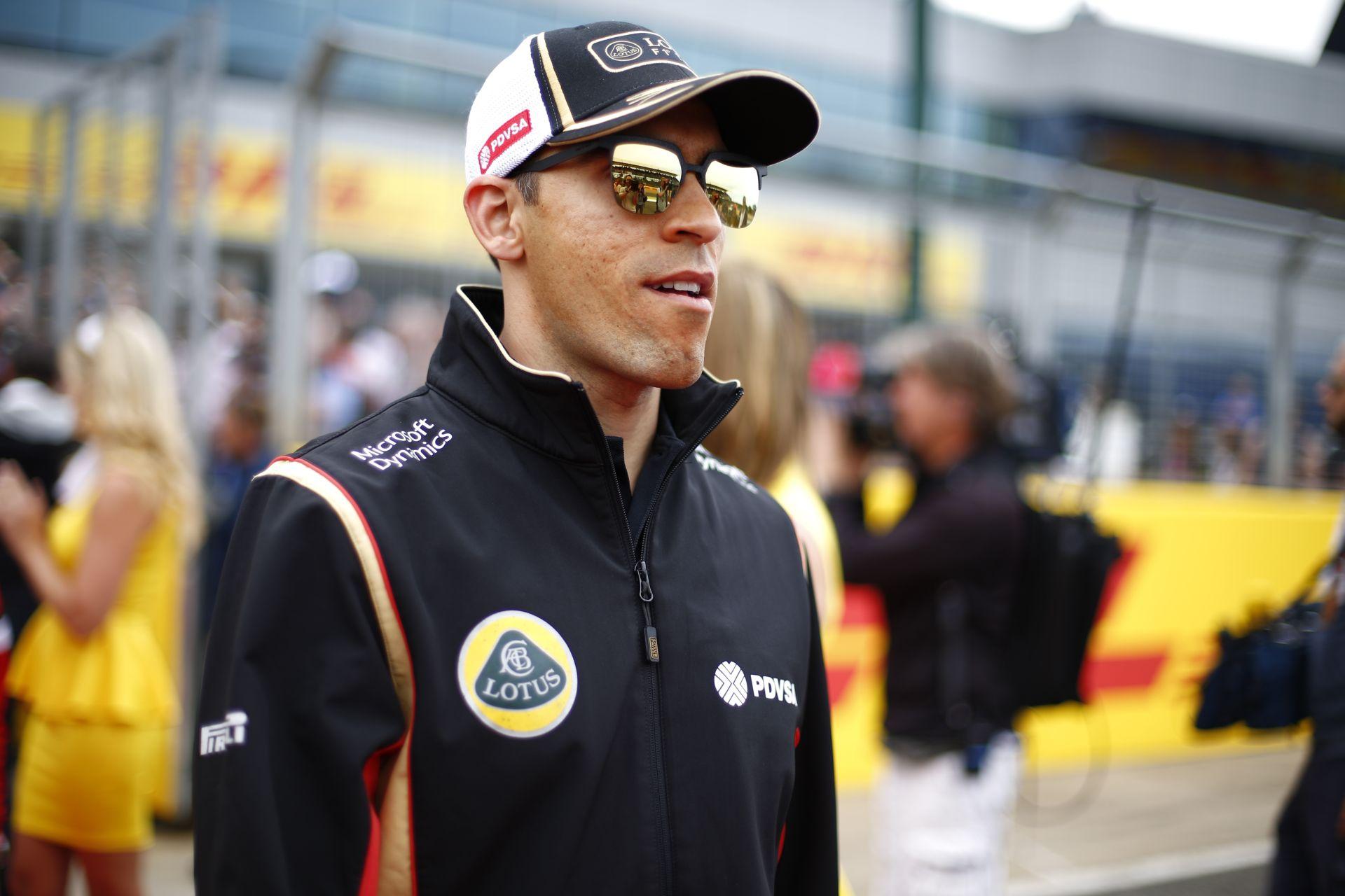 Maldonado: Hosszú karriert érdemlek a Forma-1-ben!