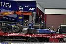 Egy egészen durva F1-es baleset a Belga Nagydíjon: Mindenki a legrosszabbra gondolt, nem véletlenül...