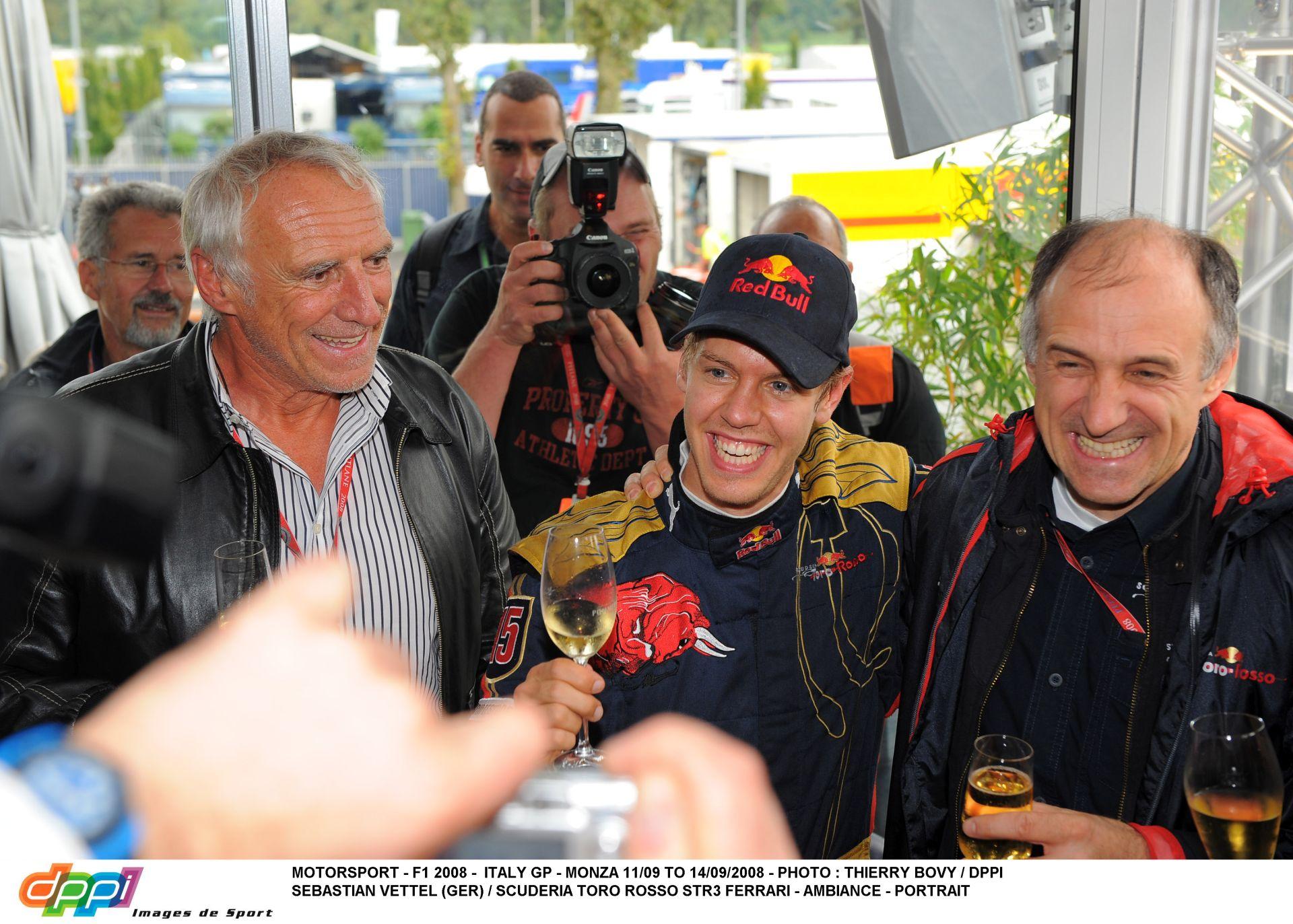 """A Toro Rosso """"junior szakértője"""" oda van a bikák tehetségeiért - íme Franz Tost TOP 6-ja!"""
