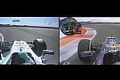 Rosberg 3 tizeddel gyorsabb Vettelnél Austinban: 2013 vs. 2014 a fedélzeti kamerával