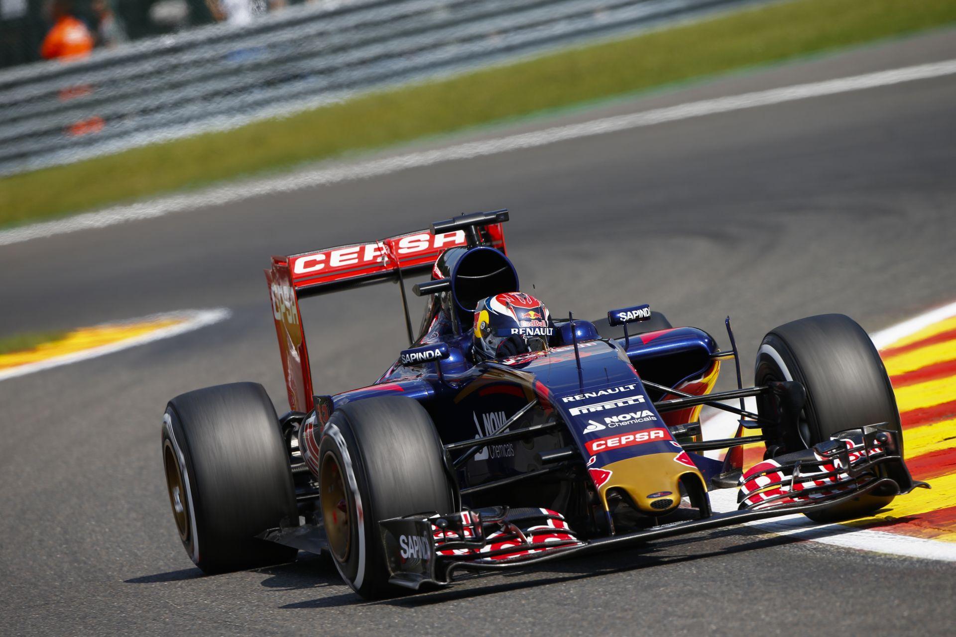 Max Verstappen egy izgalmas Belga Nagydíjban bízik a mezőny végéről!