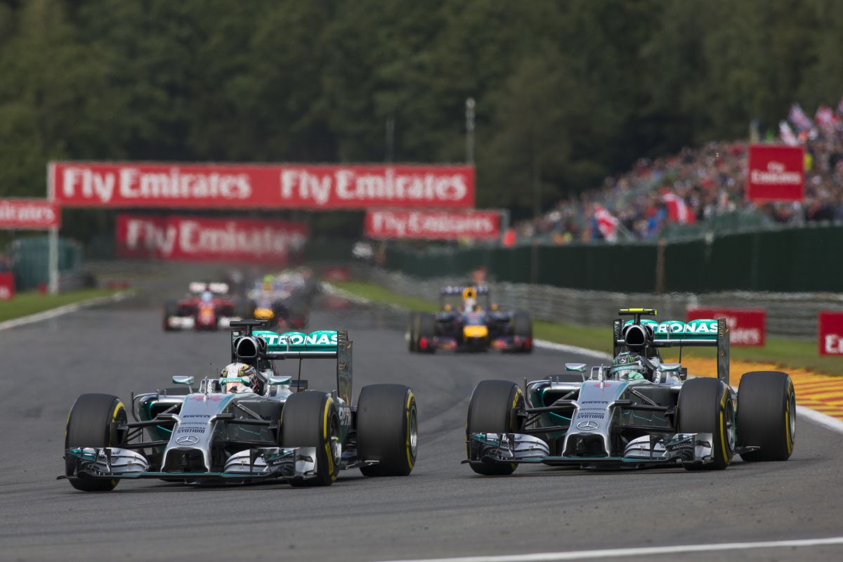 """Spa felbőszítette Hamiltont: """"Ez háborút jelent, lépnem kell"""""""