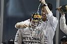 A Mercedes attól félt, hogy Hamilton legyőzi őket!