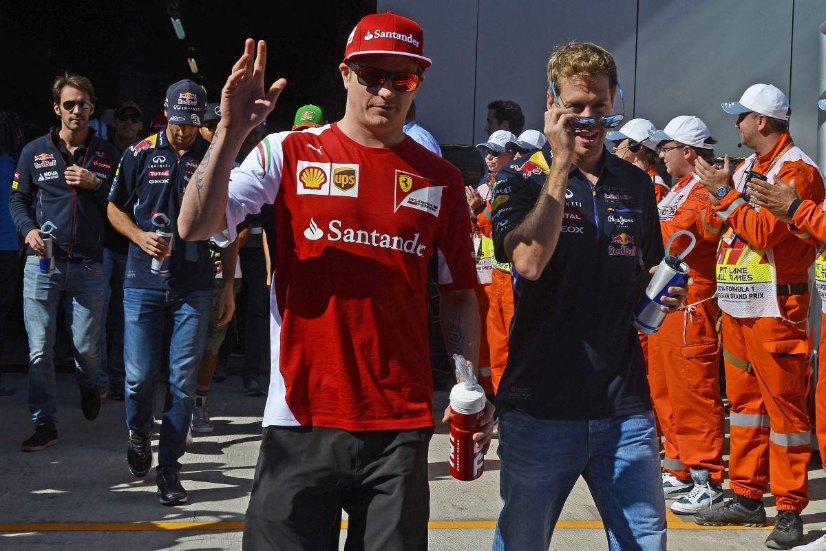 """Vettel olasz nyelvleckét vett: """"A Ferrari versenyzője vagyok, és gyorsabb, mint Alonso"""""""