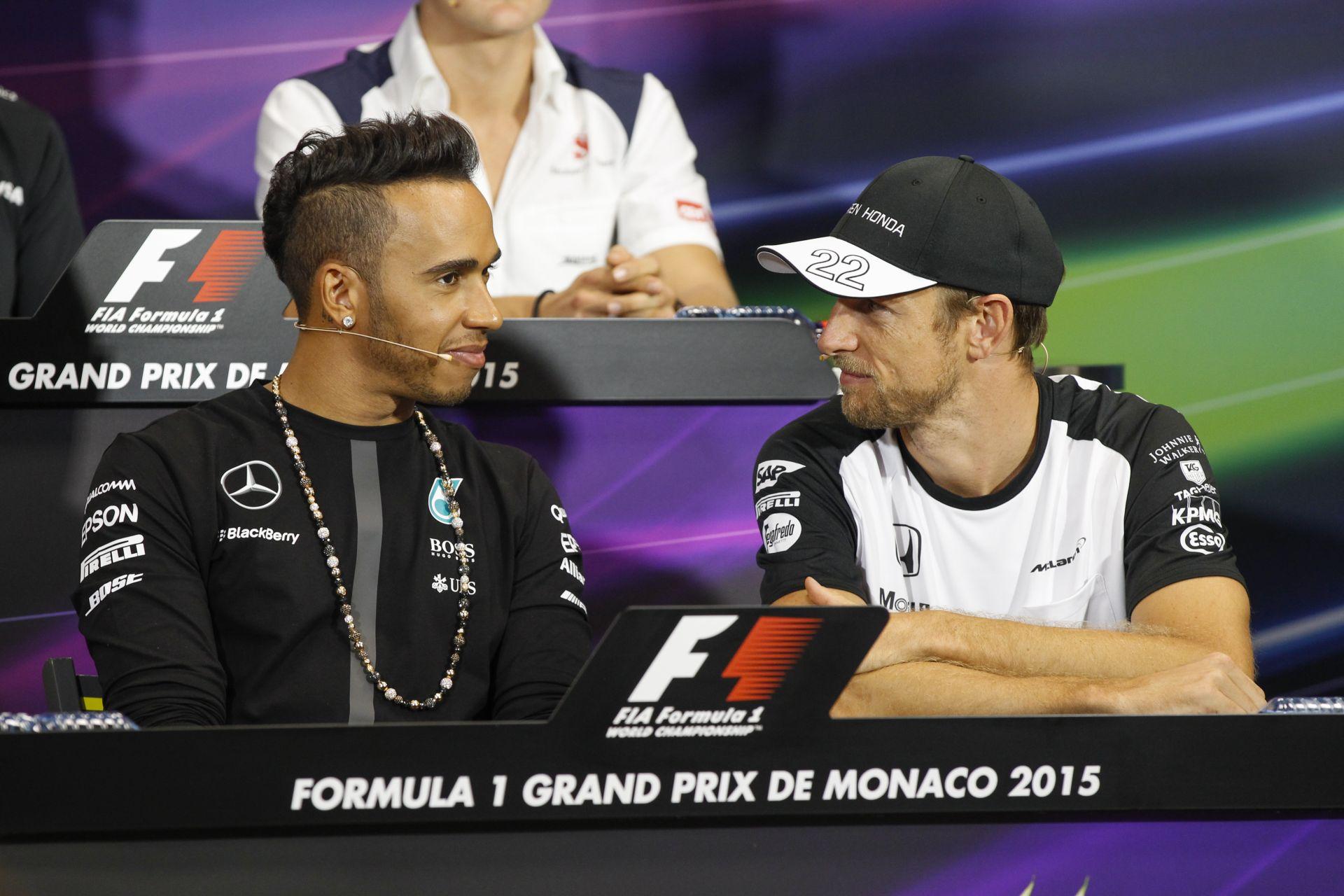 Hamilton: Rossz látni a McLaren szenvedését - abnormális ahol most vannak
