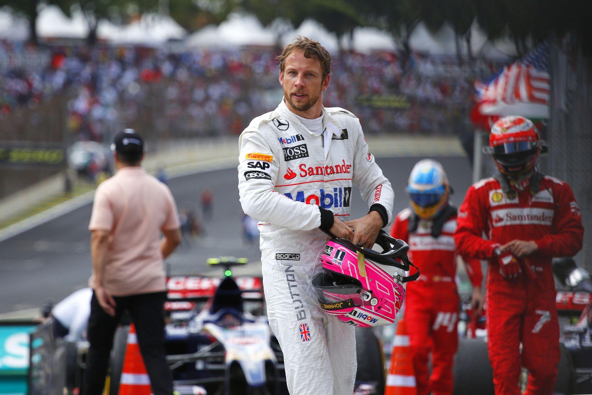Button remek versenyző, és világbajnok, de nincs Vettel, Hamilton, vagy Alonso szintjén?!