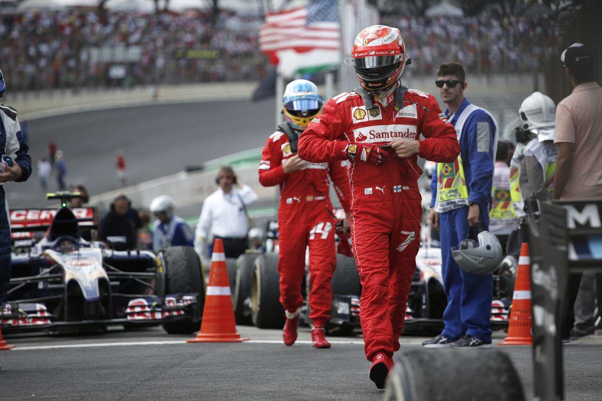 """Vettel nem hibáztatja Alonsót a """"várakozás miatt"""", Raikkonen tehetsége pedig vitathatatlan"""