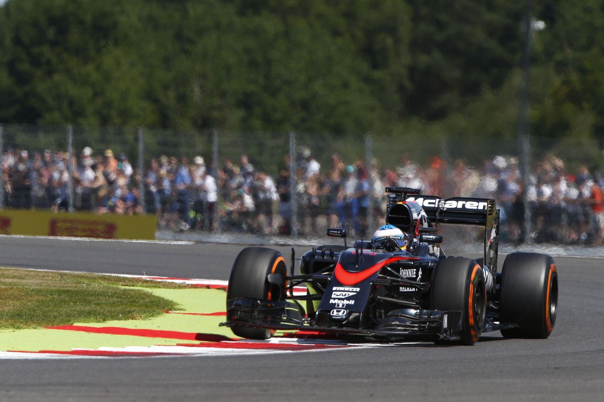 Button: Nem szabad túl előre gondolkodnunk a McLaren Forma-1-es jövőjét illetően