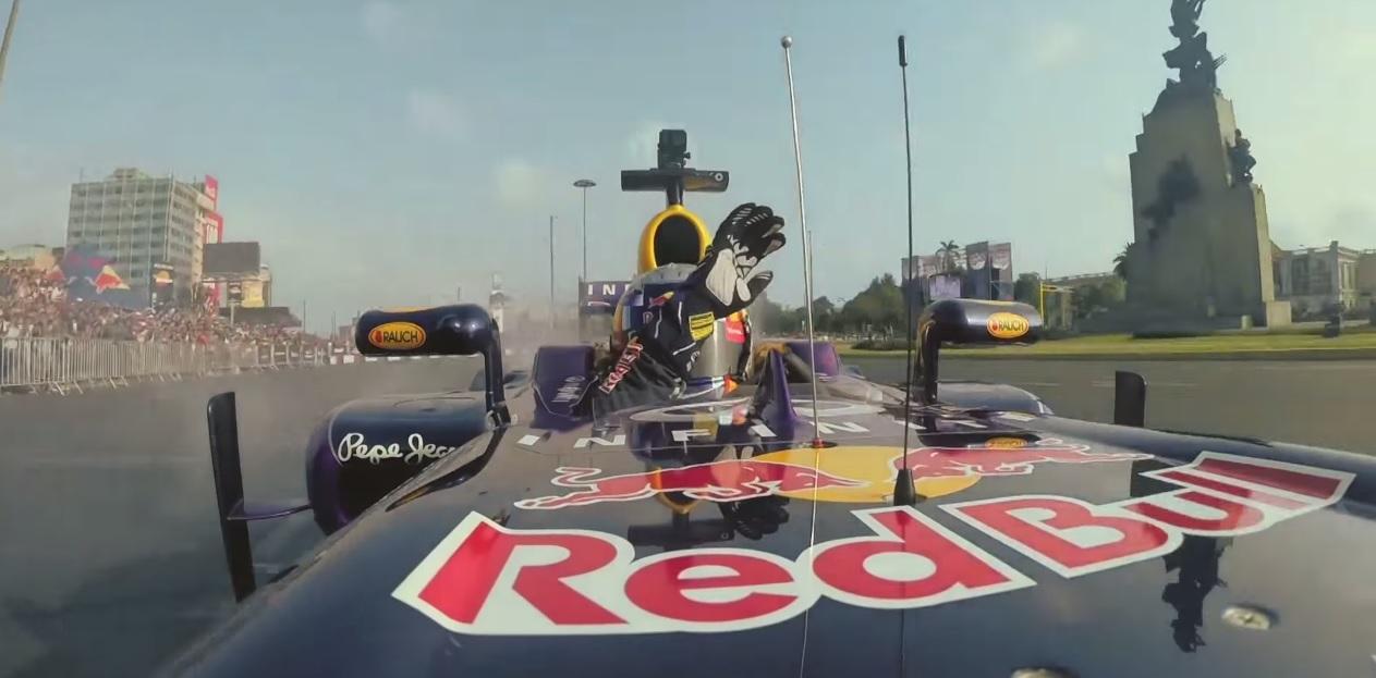Ilyen, amikor egy F1-es újonc kiélheti magát a királykategóriás Red Bullal
