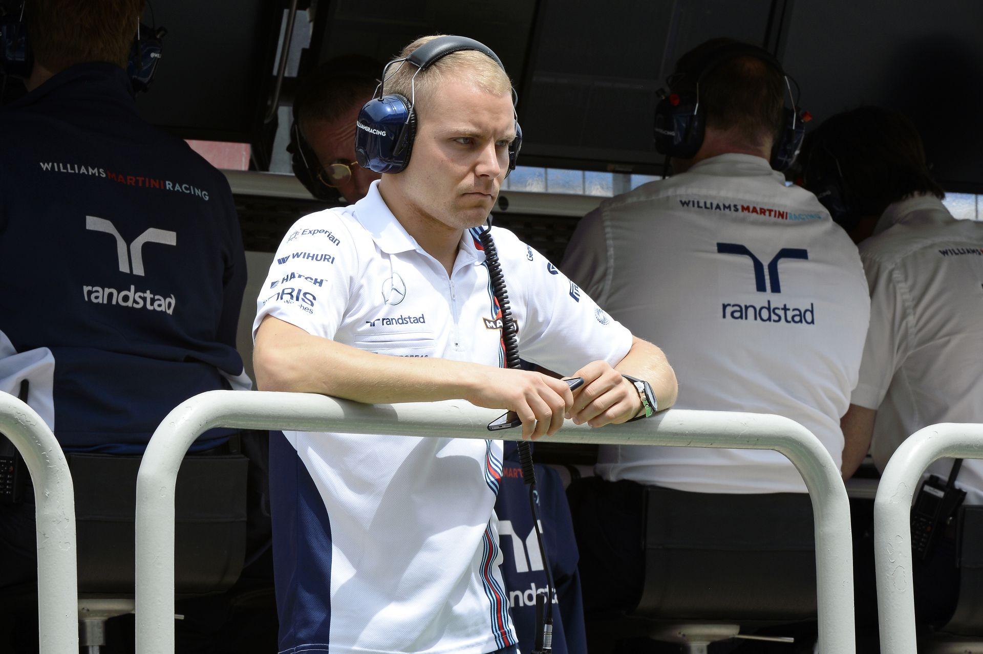 Bottas: Kemény lesz elkapni a Mercedest, de nem lehetetlen