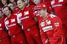 Ferrari: Alonso – 161 pont (6.) / Raikkönen – 55 pont (12.)