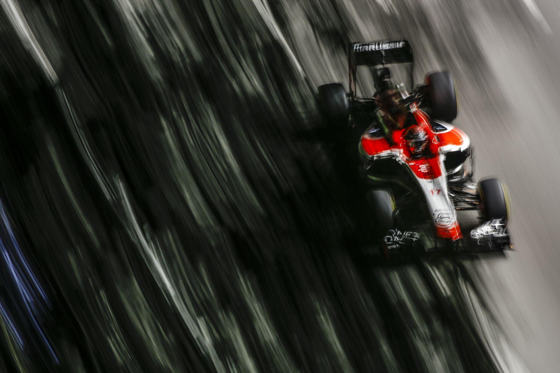 Egy szomorú este, Jules Bianchi emlékére