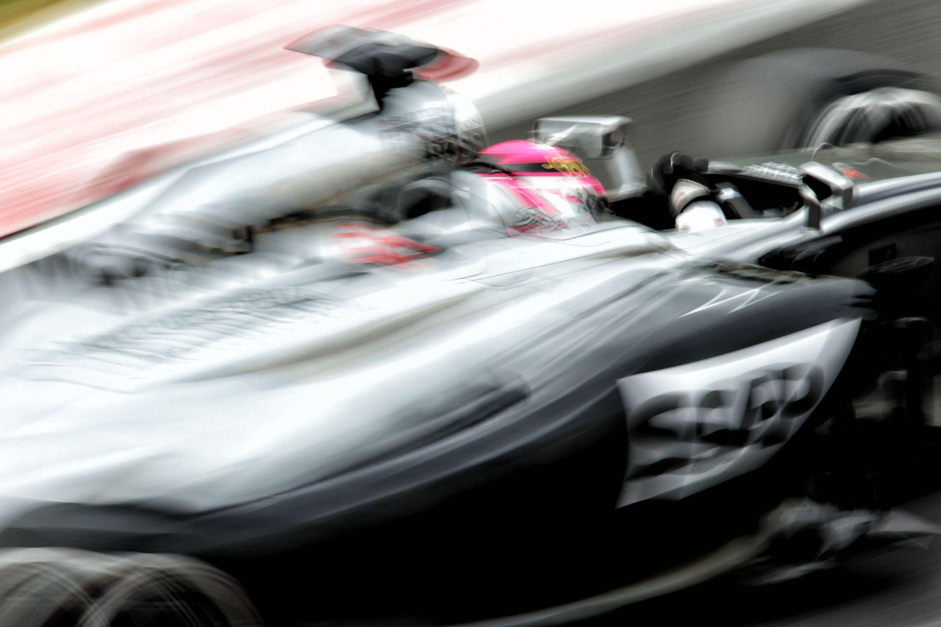 Jenson Button fedélzeti kamerás felvétele a 2014-es Japán Nagydíjról