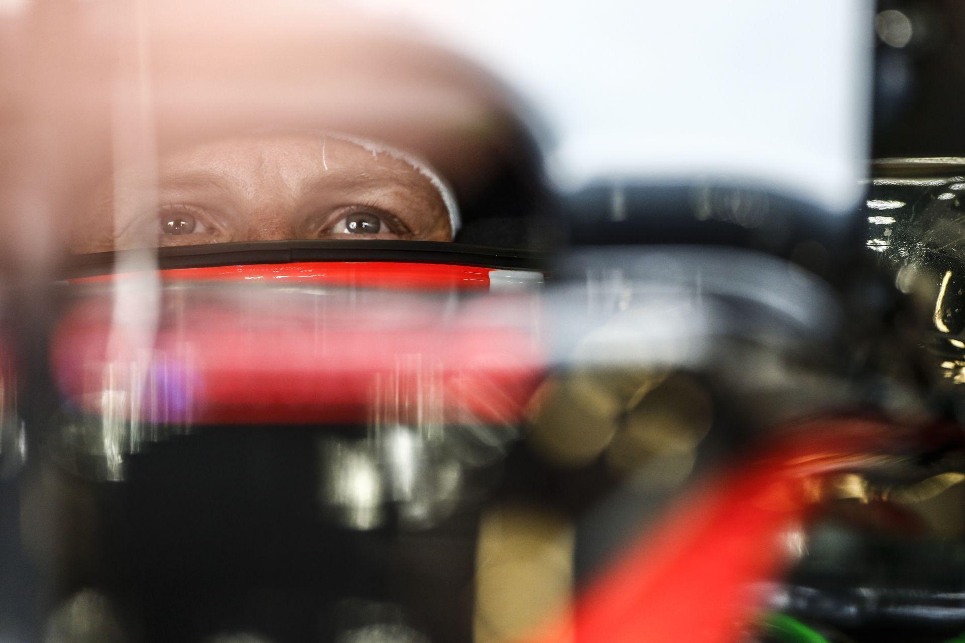 Button végre élvezte a vezetést a McLaren-Hondával