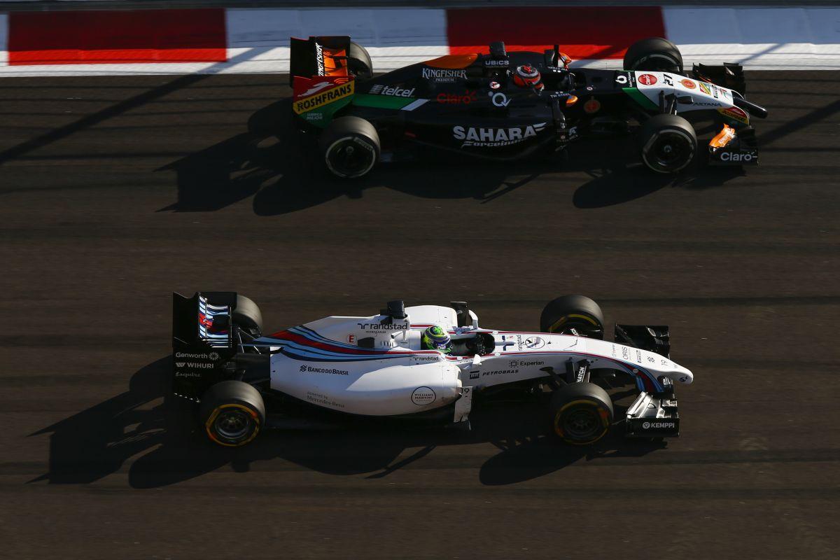 Massa szerint veszélyes is lehet a Pirelli gumiválasztása Interlagosban - Túl visszafogott a cég?