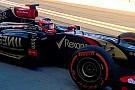 Több mint 650 kilométert tesztelt a 18 esztendős francia bajnok a Lotus F1-es gépével