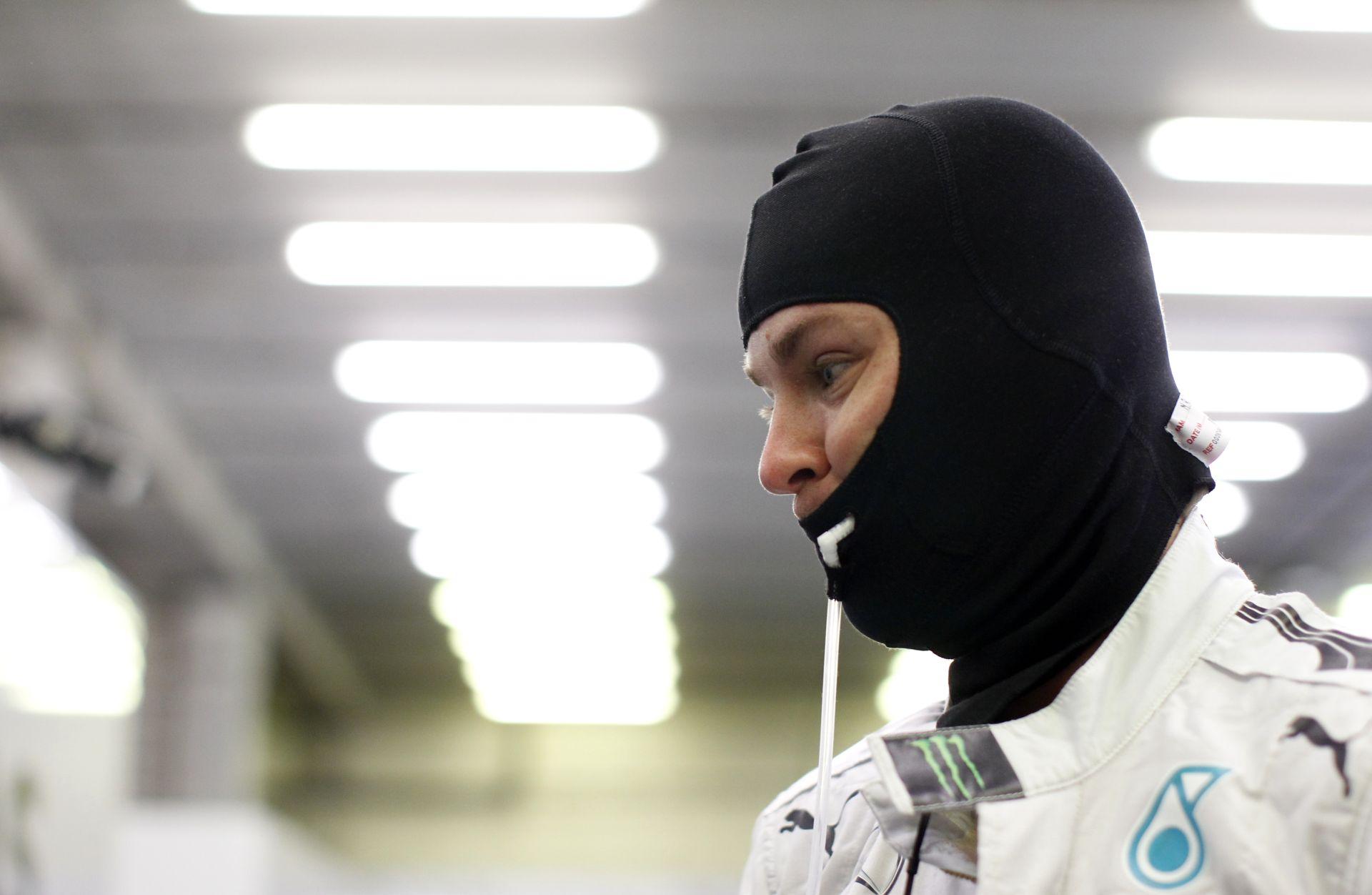 Rosberg nem viccel, a hátralévő összes versenyt megnyerné a bajnokságban