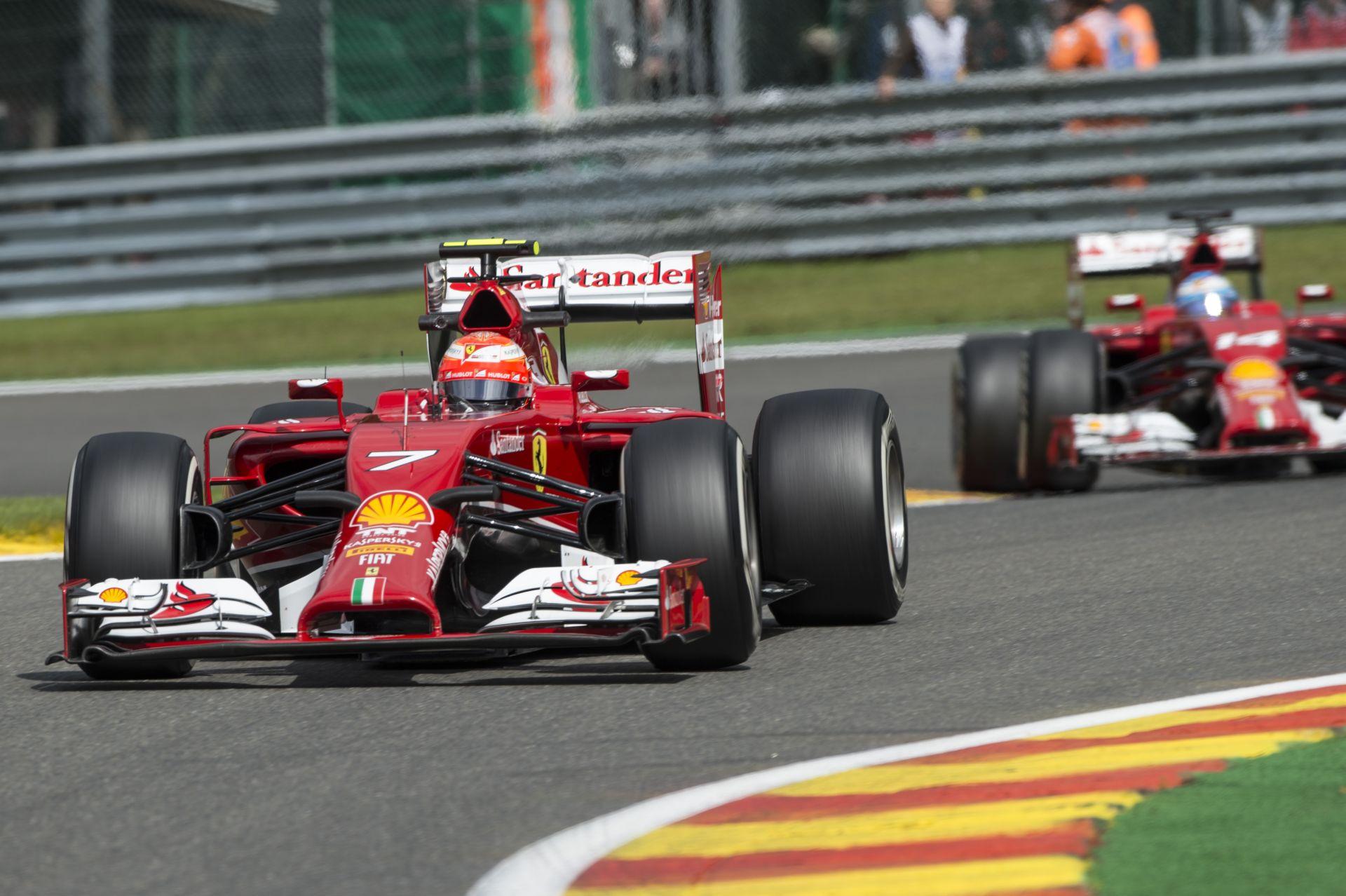 F1 2014: 601 előzést láthattunk 12 versenyen