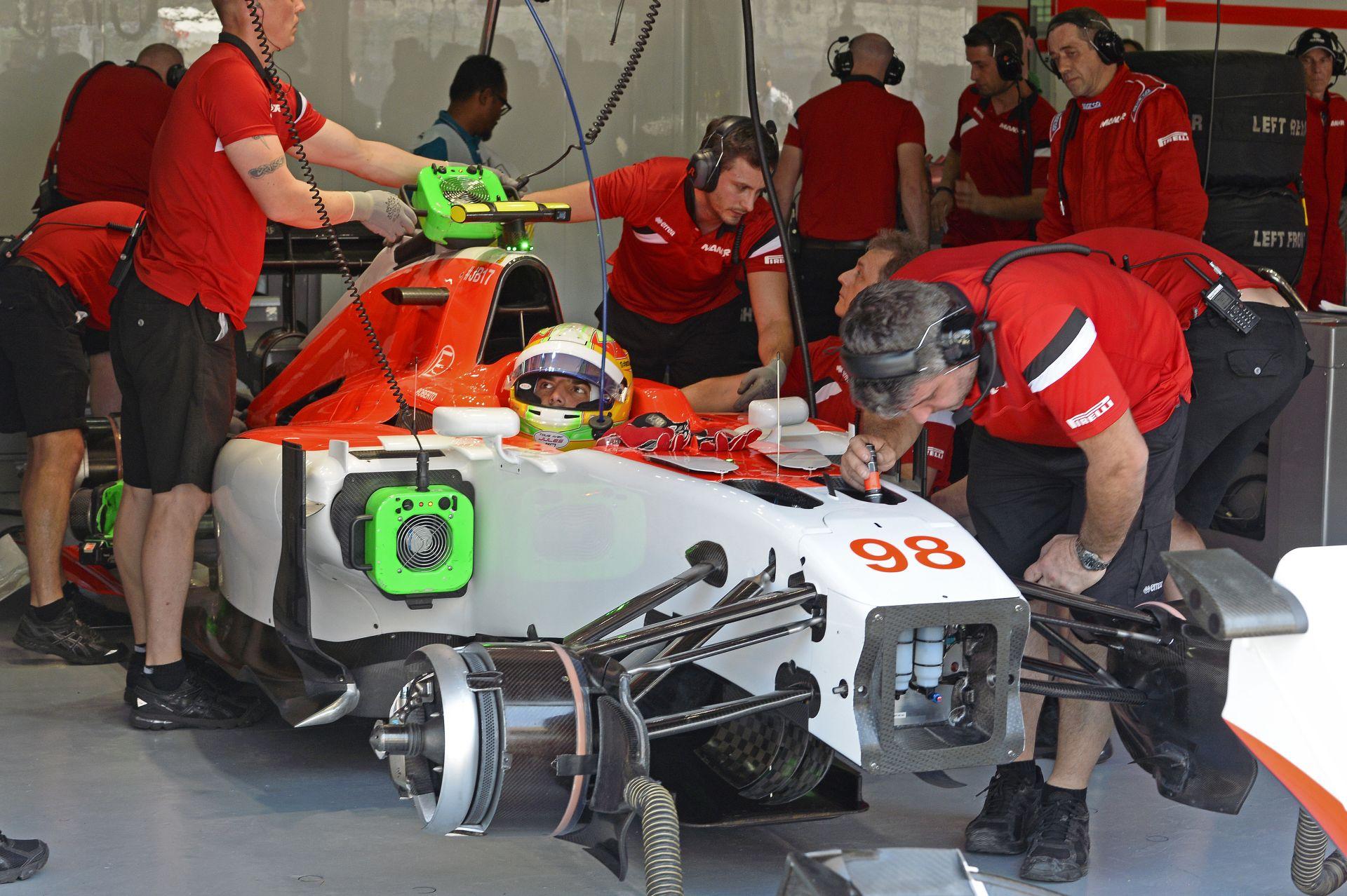 """Honda motorokra vált a Manor? Az ART mellett még egy """"B-csapat""""?"""