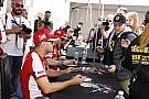 Vettel: Kimi rajongó lennék, ha nem a Forma-1-ben versenyeznék!