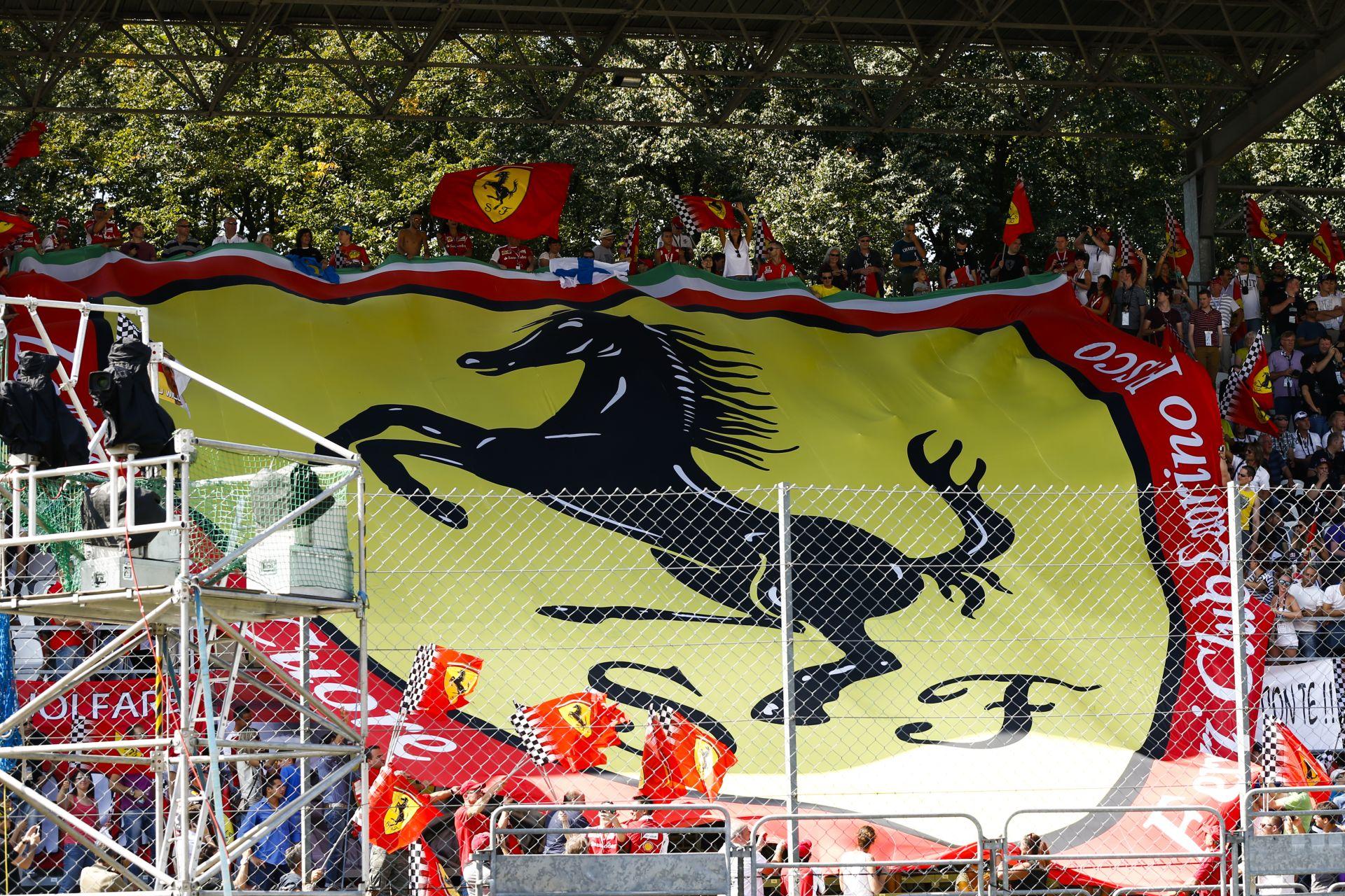 Olasz Nagydíj 2014: A hivatalos rajtrács