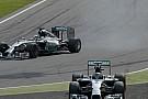 Rosberg kétszer is elrontja ugyanazt a sikánt?!