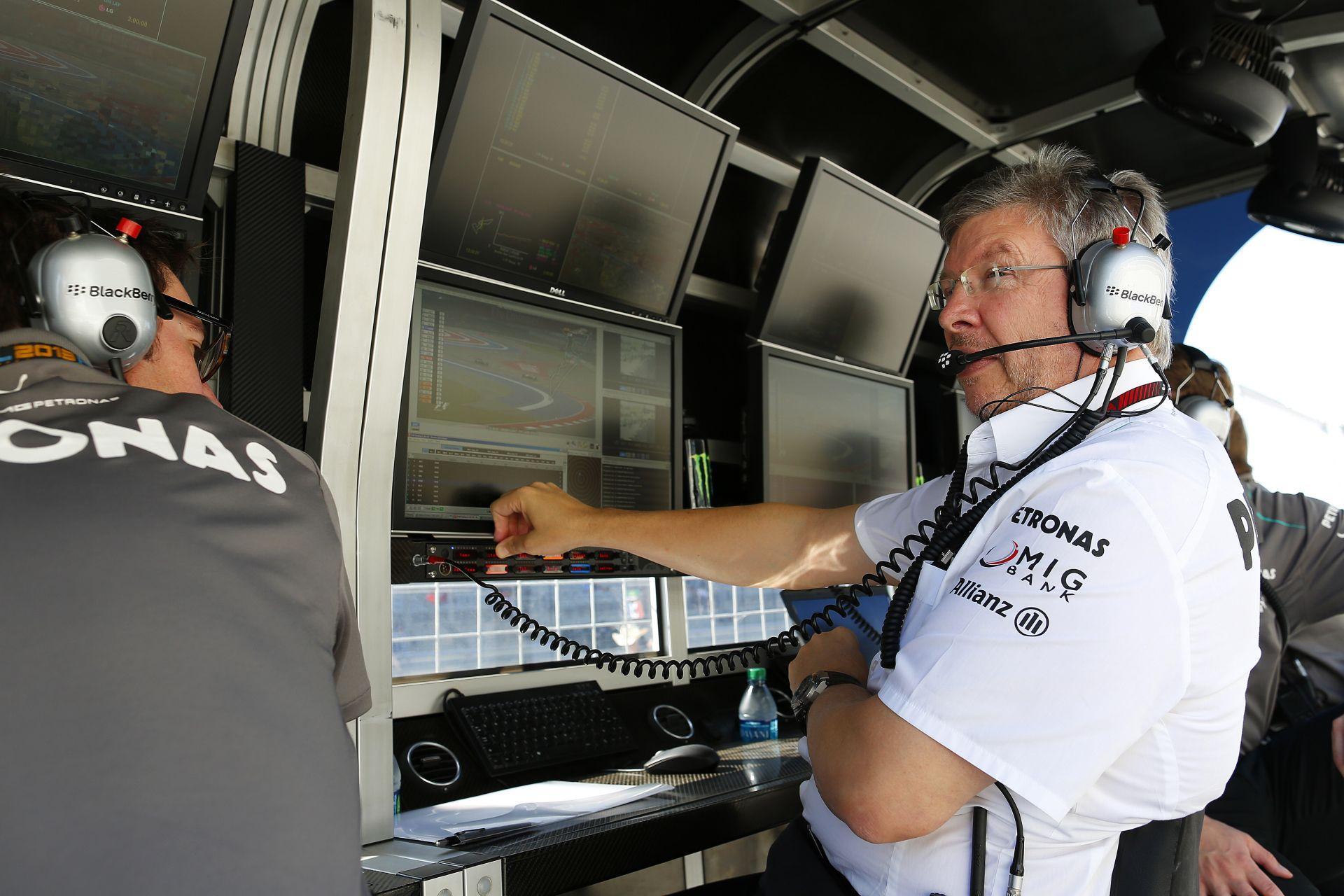 Brawn: Nem tárgyalok a Ferrarival