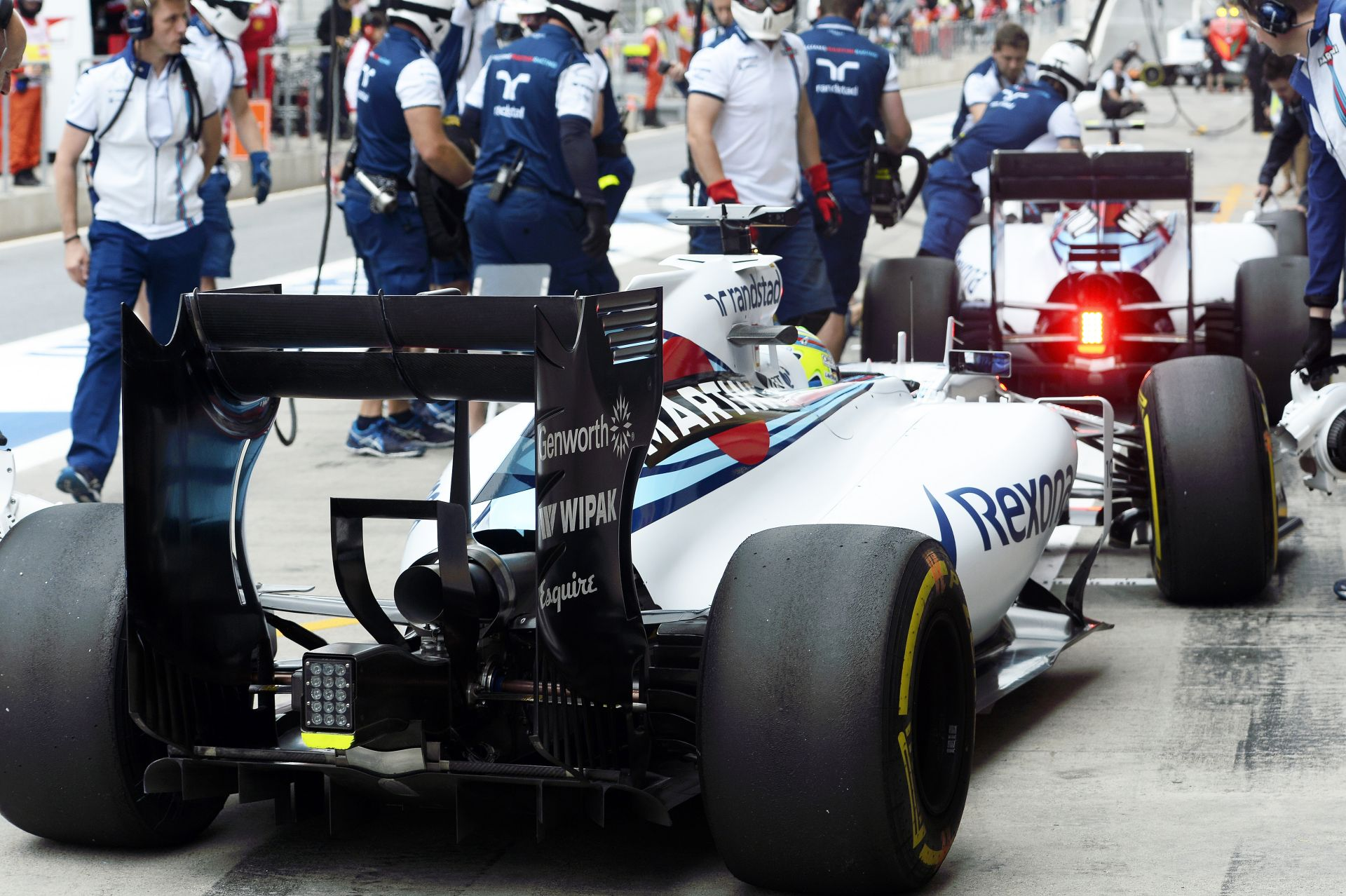 Az FIA legálisnak minősítette a Williams furcsa megoldását